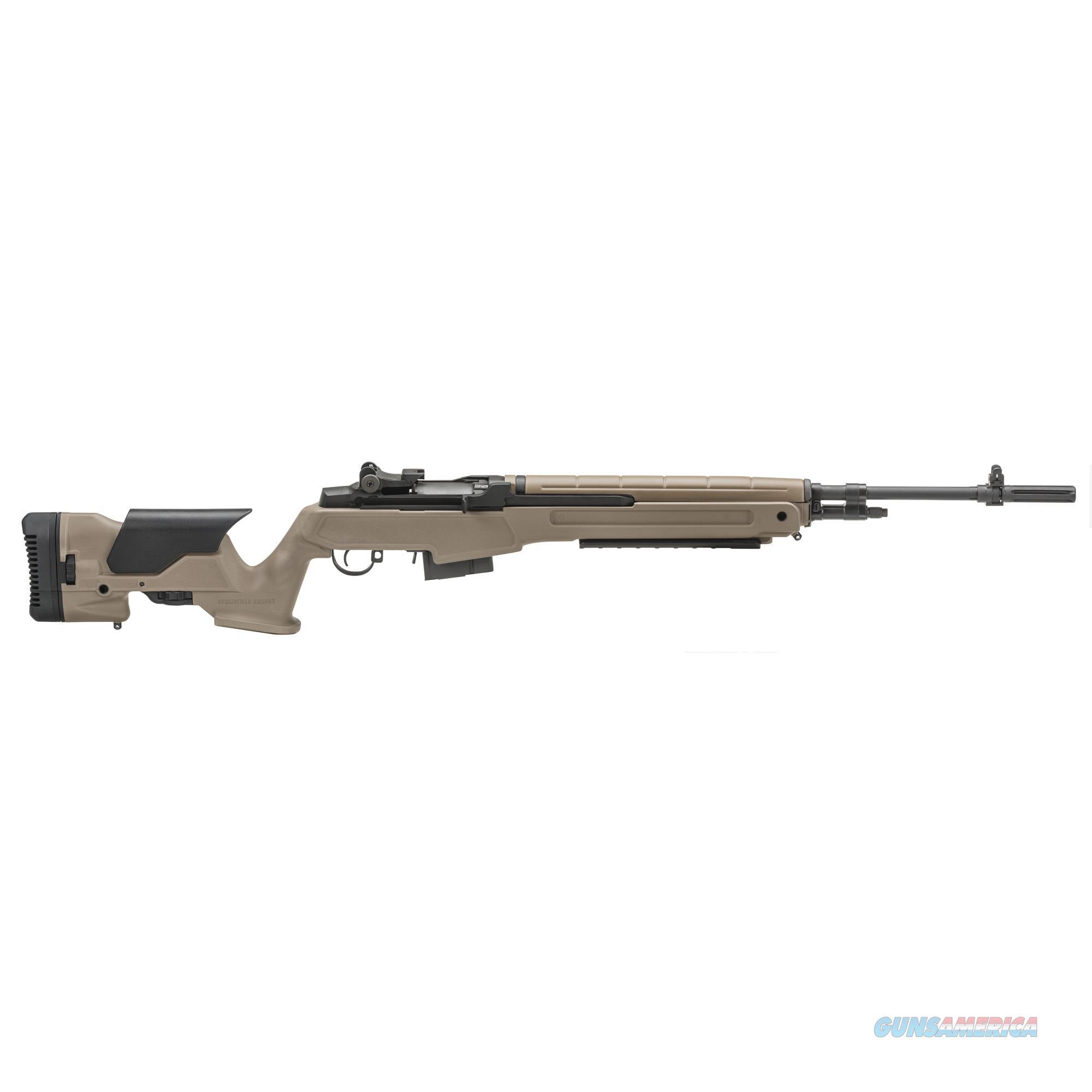"""Springfield M1A Loaded .308/7.62 22"""" 10+1 Preci... For Sale"""