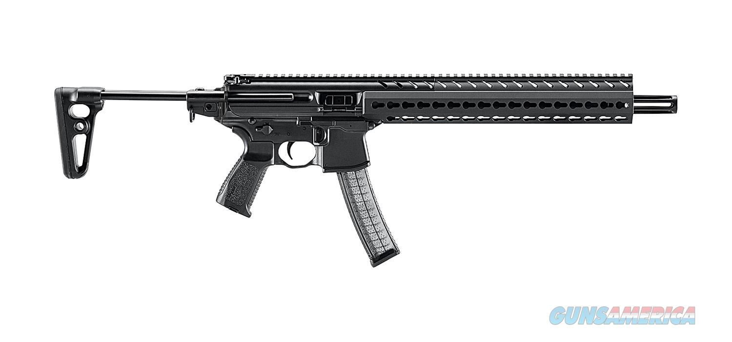 "Sig Sauer MPX Carbine 9mm Luger 16"" 30+1 Telescoping Stock - New in Box  Guns > Rifles > Sig - Sauer/Sigarms Rifles"