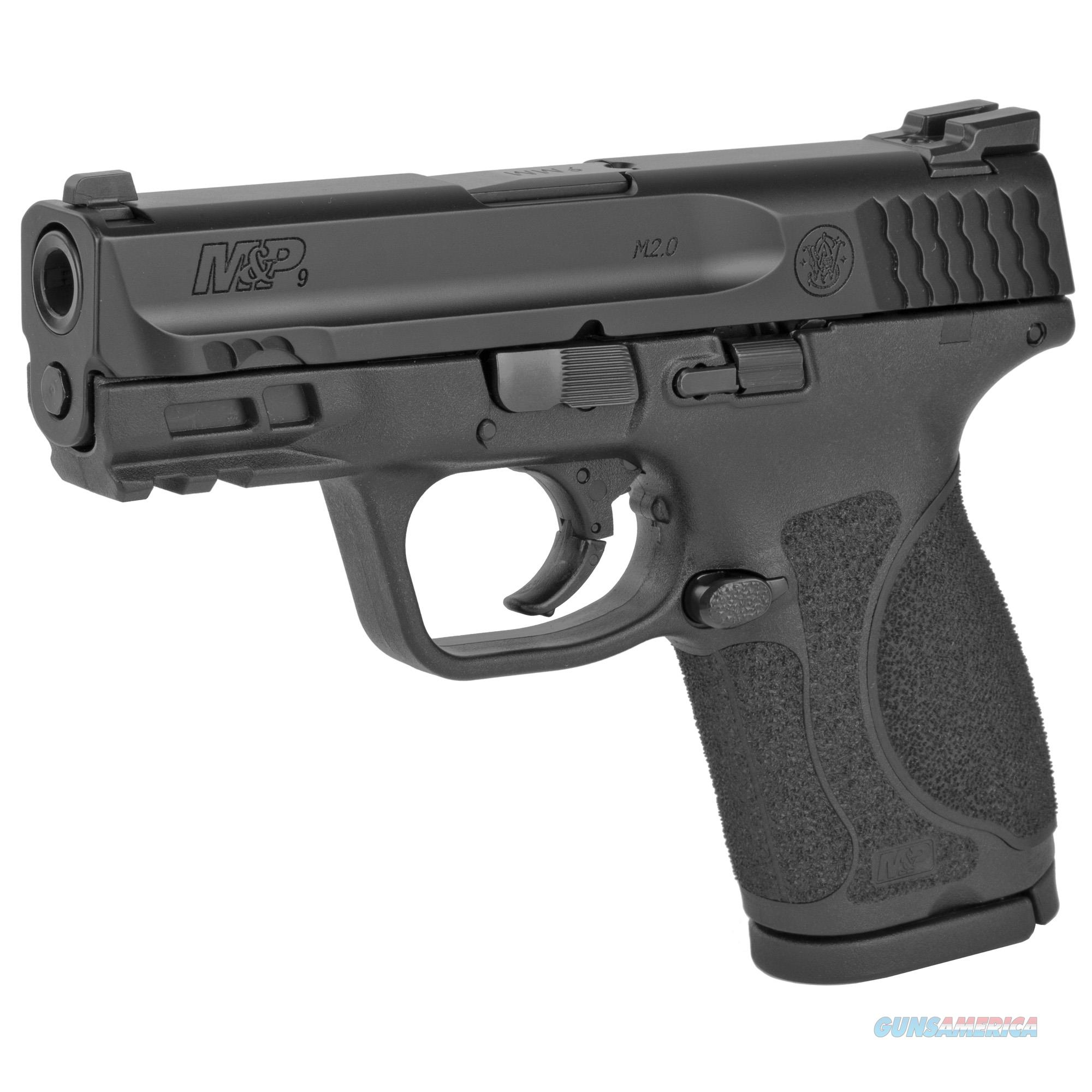 """Smith & Wesson M&P 9 M2.0 9mm 3.6"""" 15+1 - New in Case!    Guns > Pistols > Smith & Wesson Pistols - Autos > Polymer Frame"""