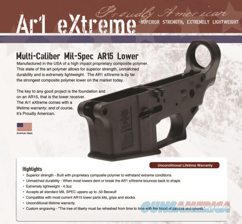FMK AR-1 Extreme Lower Receiver