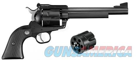 Ruger 0318 New Model Blackhawk Convertible .357 Magnum 6 Shot - New in Box  Guns > Pistols > Ruger Single Action Revolvers > Blackhawk Type
