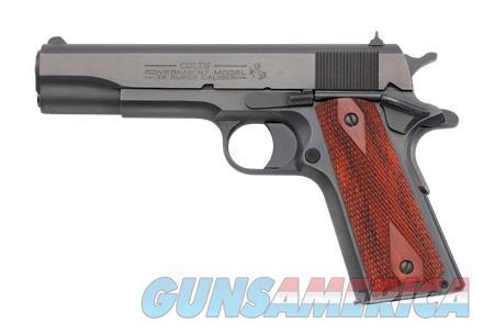 "Colt 1991 Series 1911 Government 45 ACP 5"" 7+1 - New in Box  Guns > Pistols > Colt Automatic Pistols (1911 & Var)"