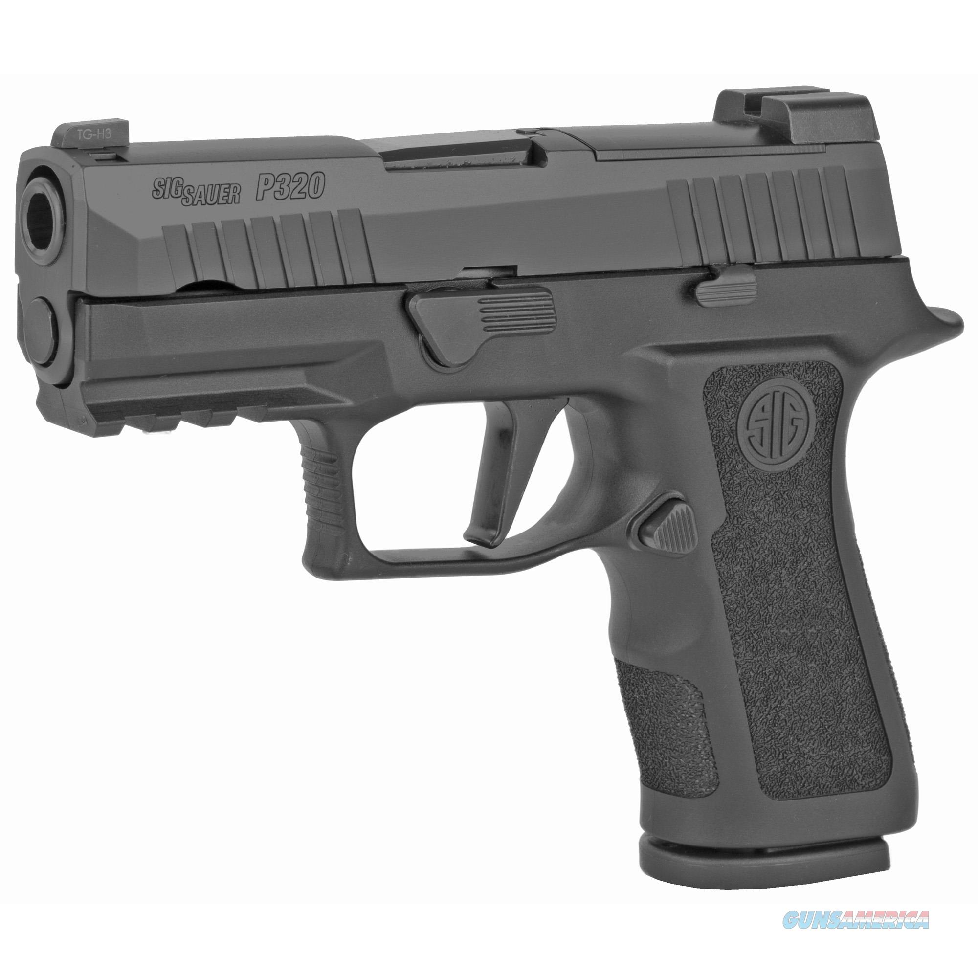 "Sig Sauer P320 X-Carry 9mm 3.9"" 17+1  Night Sights - New in Case!  Guns > Pistols > Sig - Sauer/Sigarms Pistols > P320"