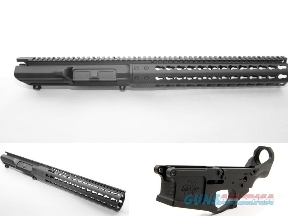 Maten .308 Rifle Length MKM KeyMod Upper, AMBI Lower Set - 25% off MSRP!  Guns > Rifles > AR-15 Rifles - Small Manufacturers > Lower Only