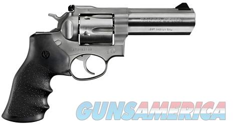 "Ruger GP100 .357 Magnum 4.2"" 6 Shot, Stainless - New in Case  Guns > Pistols > Ruger Double Action Revolver > GP100"