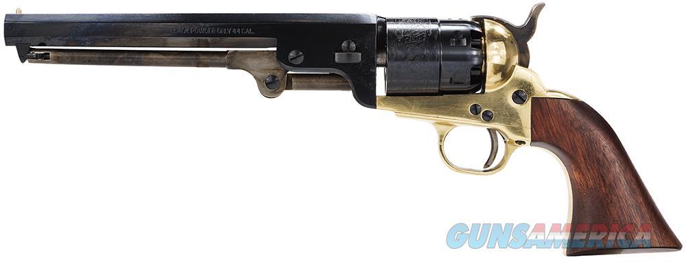 1851 Navy Revolver .44 Black Powder, Brass  Non-Guns > Black Powder Muzzleloading