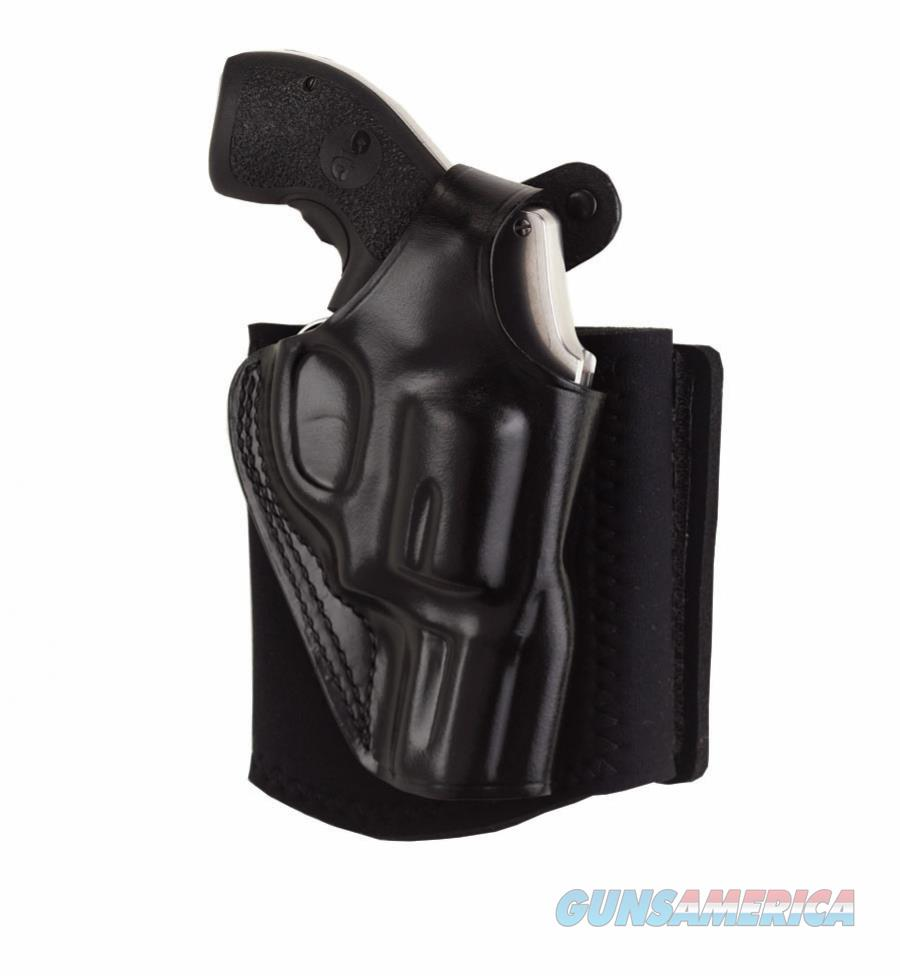 Galco AG160 Ankle Glove Ankle Holster – fits Smith & Wesson J Frame and Bodyguard Revolvers  Non-Guns > Holsters and Gunleather > Concealed Carry