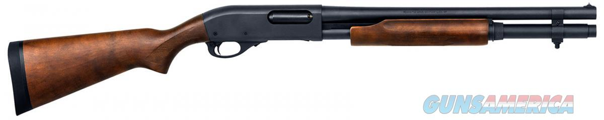 "Remington 870 Express Hardwood 12 Gauge 18.5"" 3""  Guns > Shotguns > Remington Shotguns  > Pump > Tactical"