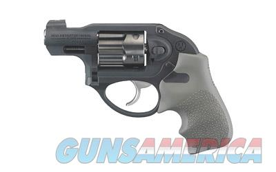 "Ruger LCR .38 Special+P 1.875"" 5 Shot Green Hogue Grip - New in Box  Guns > Pistols > Ruger Double Action Revolver > LCR"