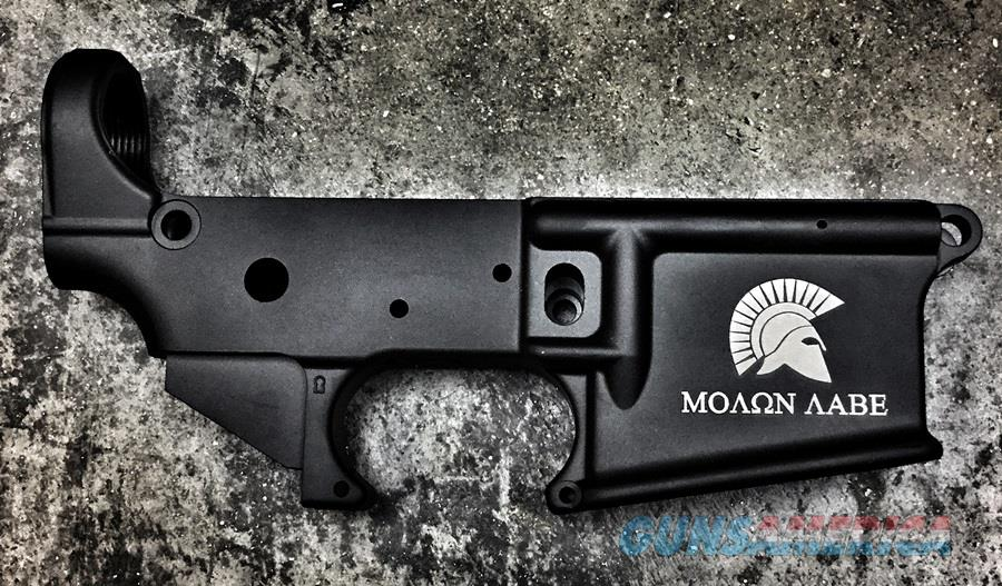 "Anderson ""Molon Labe"" AR15 Lower Receiver    Guns > Rifles > AR-15 Rifles - Small Manufacturers > Lower Only"