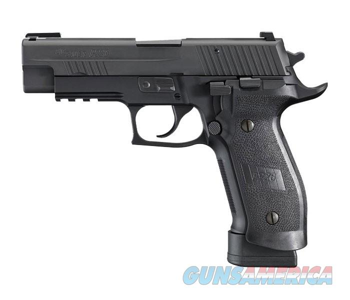 "Sig Sauer P226 TacOps 9mm 4.4"" 20+1 - New in Box  Guns > Pistols > Sig - Sauer/Sigarms Pistols > P226"