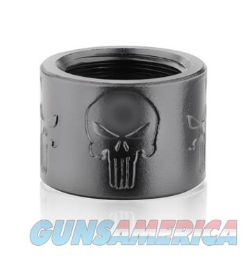 Backup Tactical Custom CNC Machined Thread Protectors – Punisher - Black  Non-Guns > Gun Parts > Misc > Pistols
