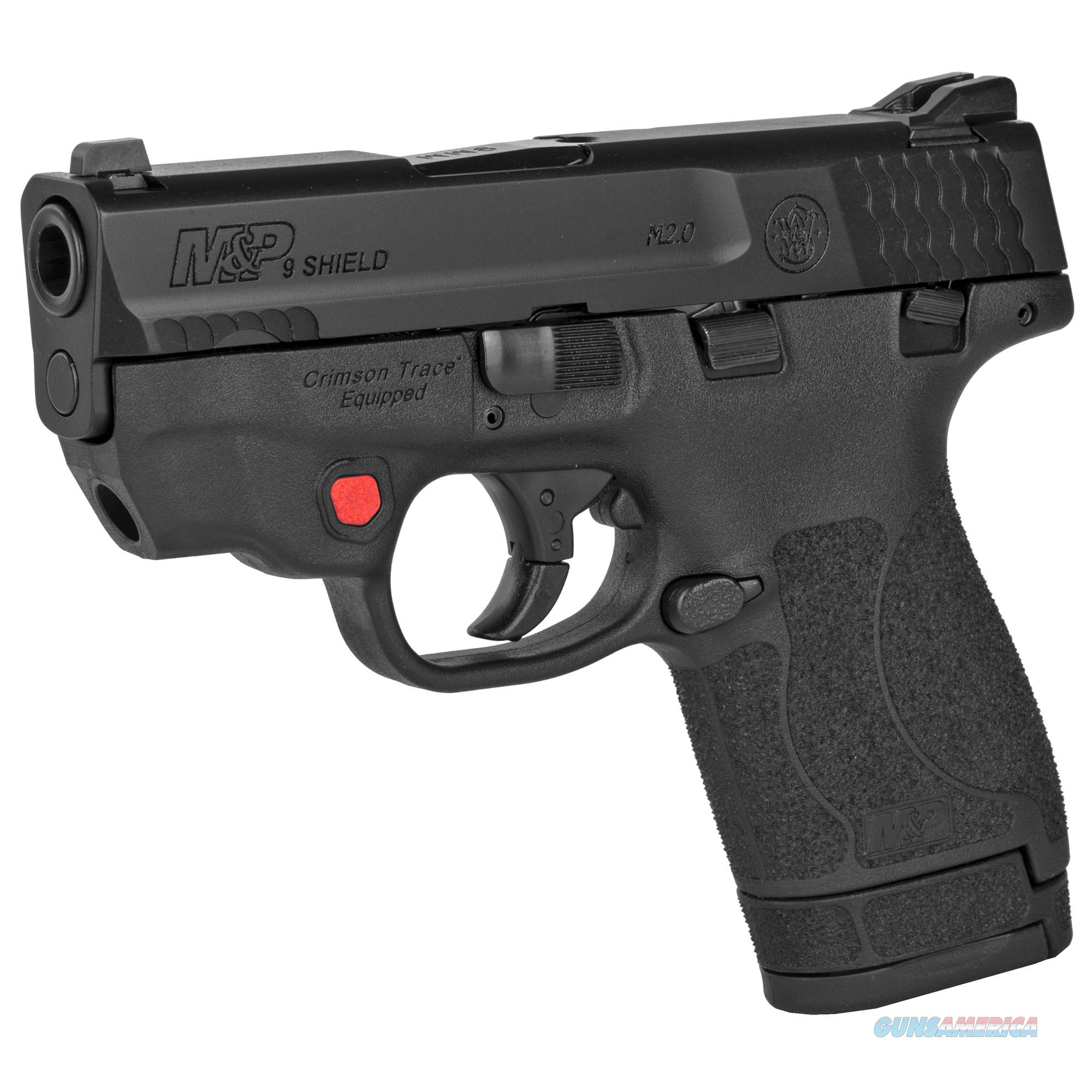 "Smith & Wesson M&P Shield M2.0 9mm Luger 3.1"" 7+1/8+1 - New in Case  Guns > Pistols > Smith & Wesson Pistols - Autos > Shield"