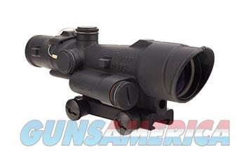 Trijicon ACOG® 3.5x35 Red LED Illuminated Scope, .308 Crosshair Reticle w/TA51 Mount  Non-Guns > Scopes/Mounts/Rings & Optics > Tactical Scopes > Variable Recticle