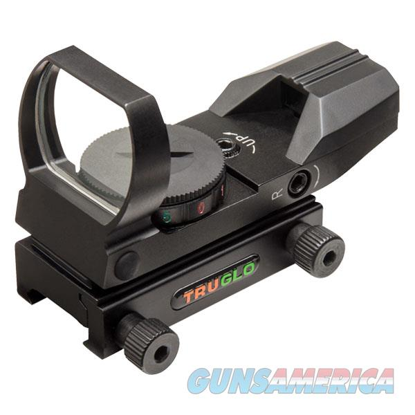 TruGlo Dual Color Open Red/Green Dot Sight   Non-Guns > Scopes/Mounts/Rings & Optics > Tactical Scopes > Red Dot