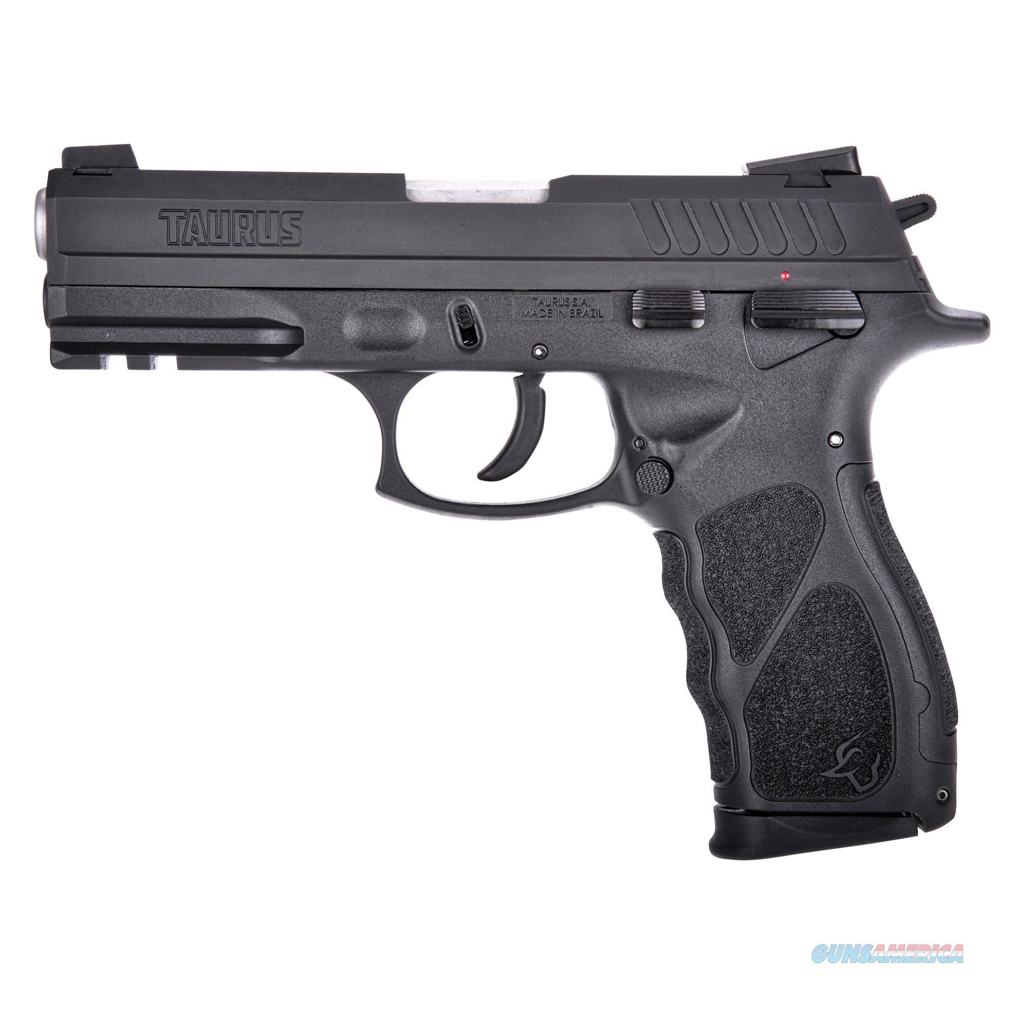 "Taurus TH9 9mm 4.25"" 17+1 - New in Box!  Guns > Pistols > Taurus Pistols > Semi Auto Pistols > Polymer Frame"