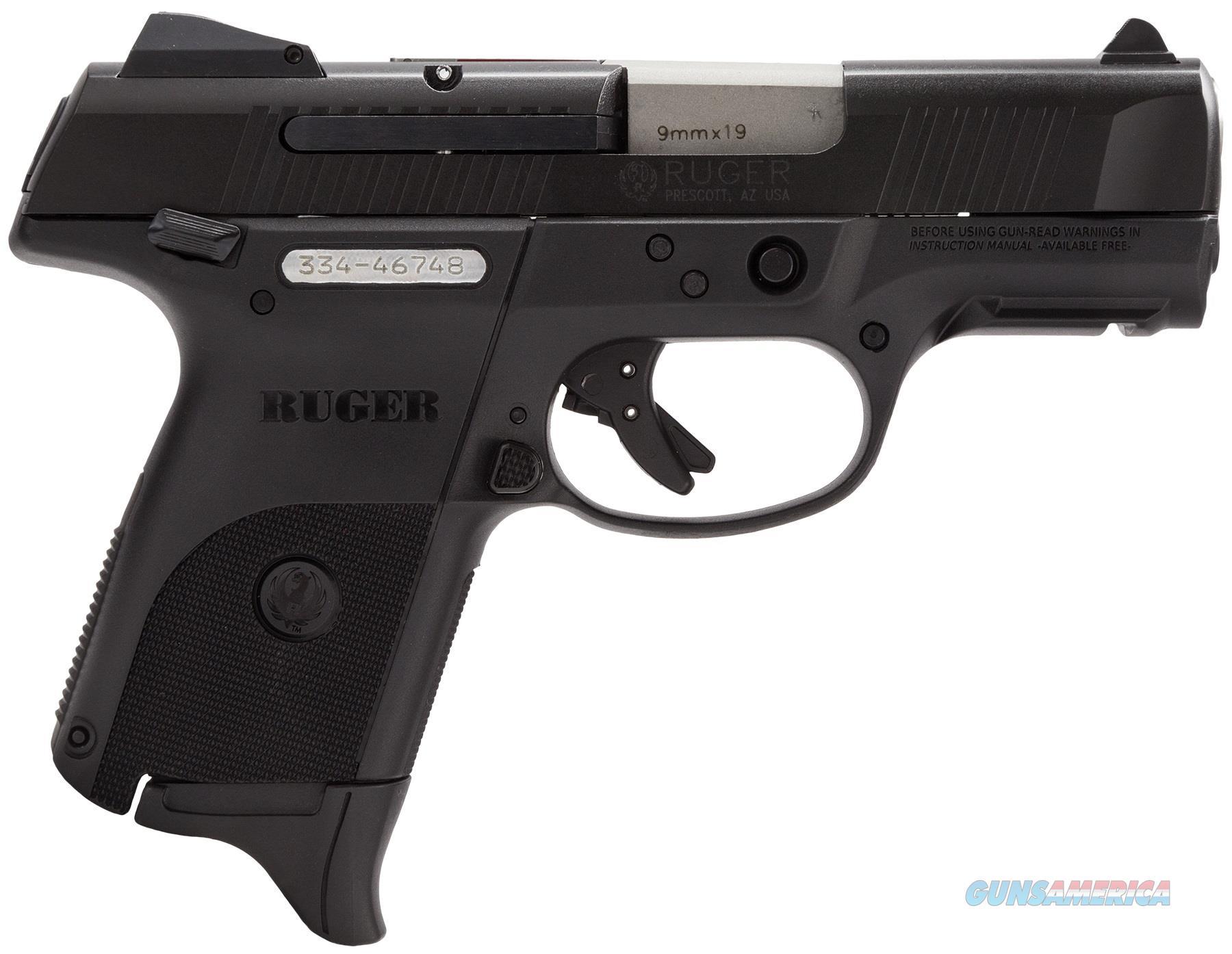 "Ruger SR9C Compact 9mm 3.4"" 17+1 - New in Box!  Guns > Pistols > Ruger Semi-Auto Pistols > SR Family > SR9C"