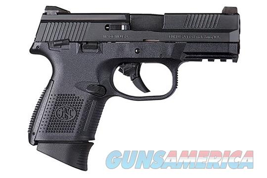 "FNH FNS 9 Compact 9mm 3.6"" 17+1 - New in Case  Guns > Pistols > FNH - Fabrique Nationale (FN) Pistols > FNS"