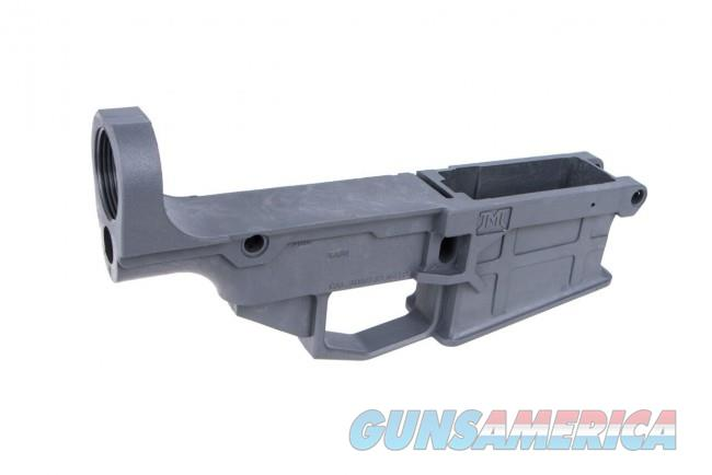 James Madison Tactical AR10/.308 Equalizer Polymer 80% Lower Receiver  - Wolf Gray  Non-Guns > Gun Parts > M16-AR15 > Upper Only