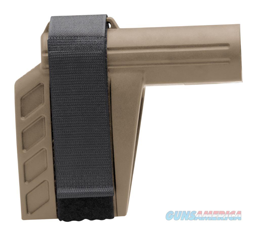 SB Tactical SBX AR Pistol Stabilizing Brace - FDE  Non-Guns > Gun Parts > M16-AR15 > Upper Only
