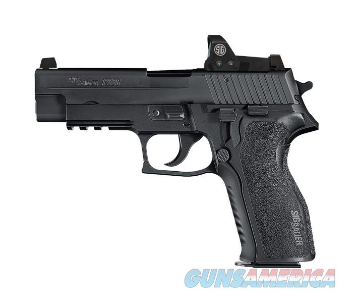 "Sig Sauer P226 RX SAO 9mm 4.4"" 15+1 - New in Case  Guns > Pistols > Sig - Sauer/Sigarms Pistols > P226"
