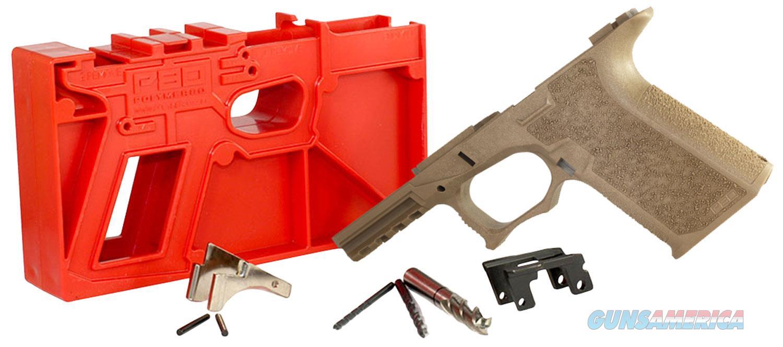 Polymer80 P940C G19/23 Gen3 Compatible 80 Percent Frame Kit Polymer, Flat Dark Earth  Non-Guns > Gun Parts > Misc > Pistols