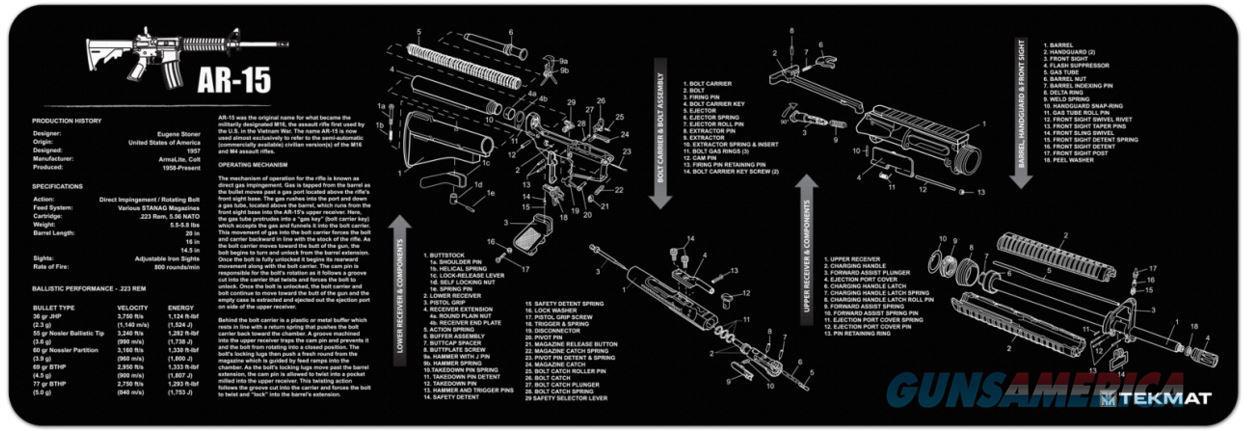 Tekmat Armorers Bench Mat Ar 15 For Sale