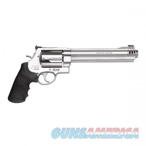 "Smith & Wesson 460XVR .460 S&W Magnum 8.4"" 5 Shot - New in Box  Guns > Pistols > Smith & Wesson Revolvers > Full Frame Revolver"