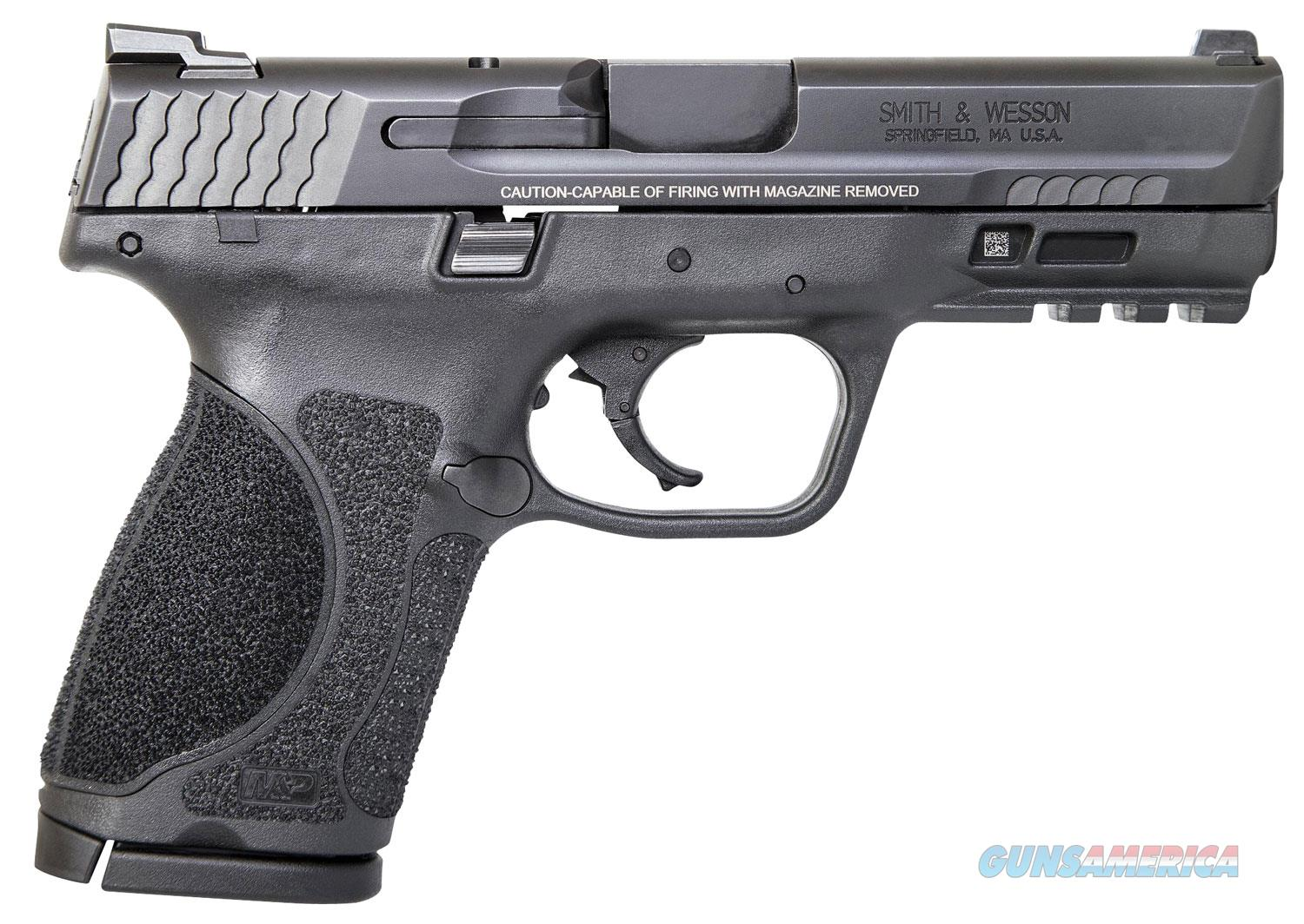 "Smith & Wesson M&P M2.0 9mm 4"" 15+1 - New in Box  Guns > Pistols > Smith & Wesson Pistols - Autos > Polymer Frame"