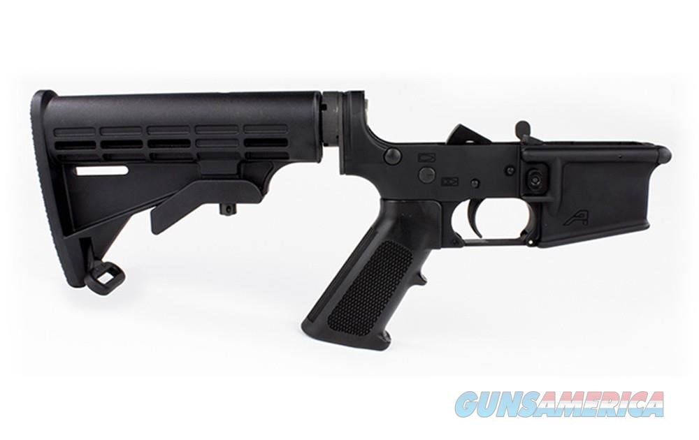 Aero Precision AR15 Complete Lower Receiver, Gen 2 - Anodized Black  Guns > Rifles > AR-15 Rifles - Small Manufacturers > Lower Only