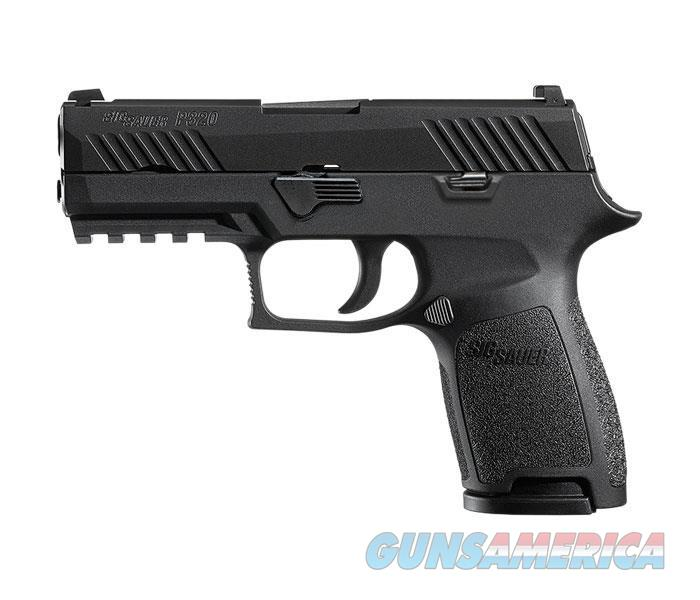"Sig Sauer P320 Compact 9mm 3.9"" 15+1 Night Sights - New in Box  Guns > Pistols > Sig - Sauer/Sigarms Pistols > P320"