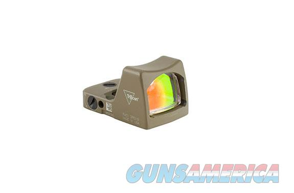 Trijicon RMR Sight (LED) – 3.25 MOA Red Dot Cerakote Flat Dark Earth  Non-Guns > Scopes/Mounts/Rings & Optics > Tactical Scopes > Red Dot