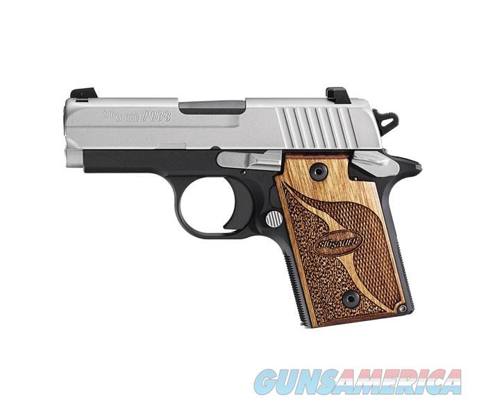 "Sig Sauer P938 SAS 9mm 3"" Ambi Safety 6+1 - New in Box  Guns > Pistols > Sig - Sauer/Sigarms Pistols > P938"