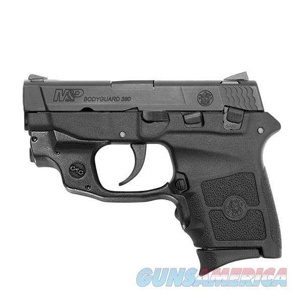 Smith & Wesson Bodyguard 380 with Green Crimson Trace Laser - New in Box  Guns > Pistols > Smith & Wesson Pistols - Autos > Polymer Frame