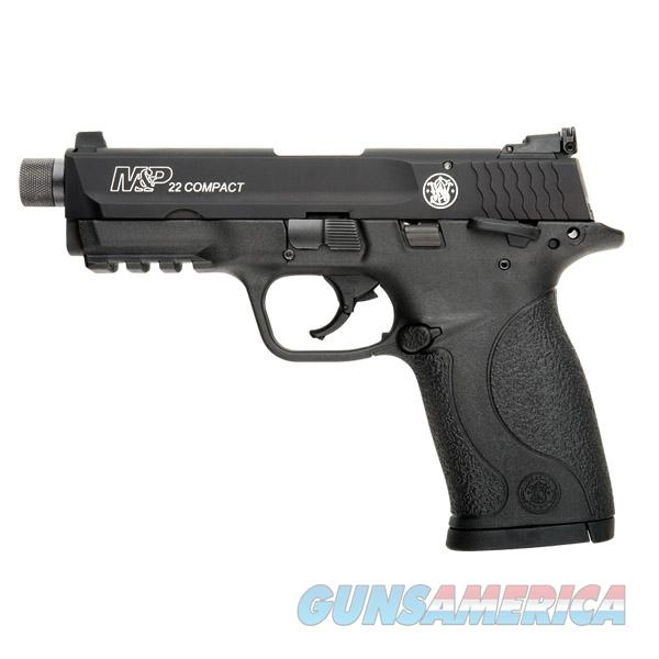 Smith & Wesson M&P® 22 Compact Pistol with Threaded Barrel  Guns > Pistols > Smith & Wesson Pistols - Autos > .22 Autos