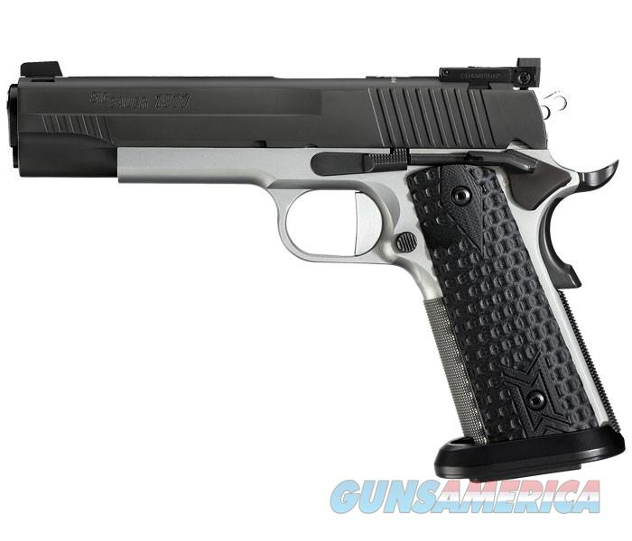 Sig Sauer 1911 Max – Full Size - New in Box  Guns > Pistols > Sig - Sauer/Sigarms Pistols > 1911