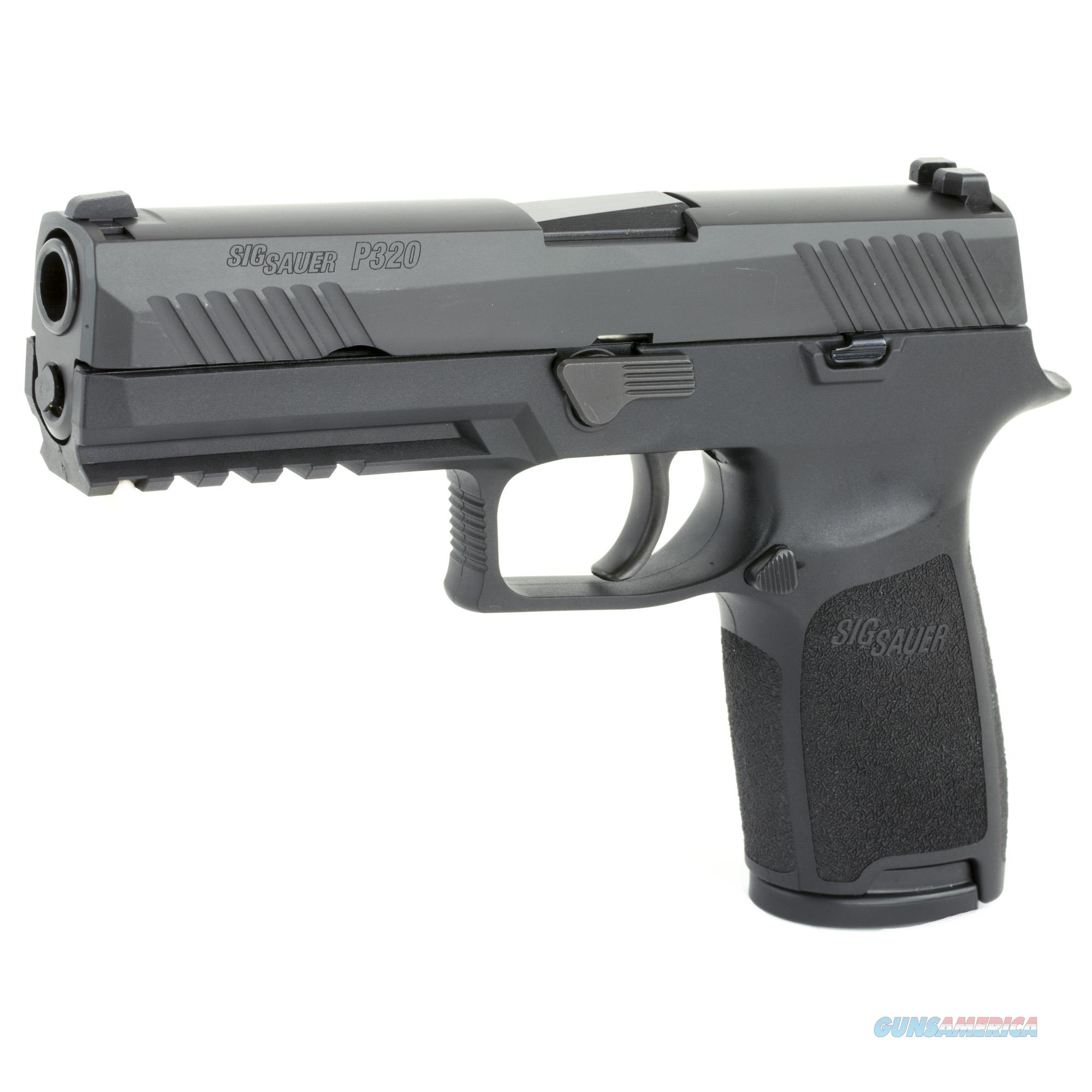 "Sig Sauer P320 Full Size.45 ACP 4.7"" 10+1 Night Sights - New in Case  Guns > Pistols > Sig - Sauer/Sigarms Pistols > P320"