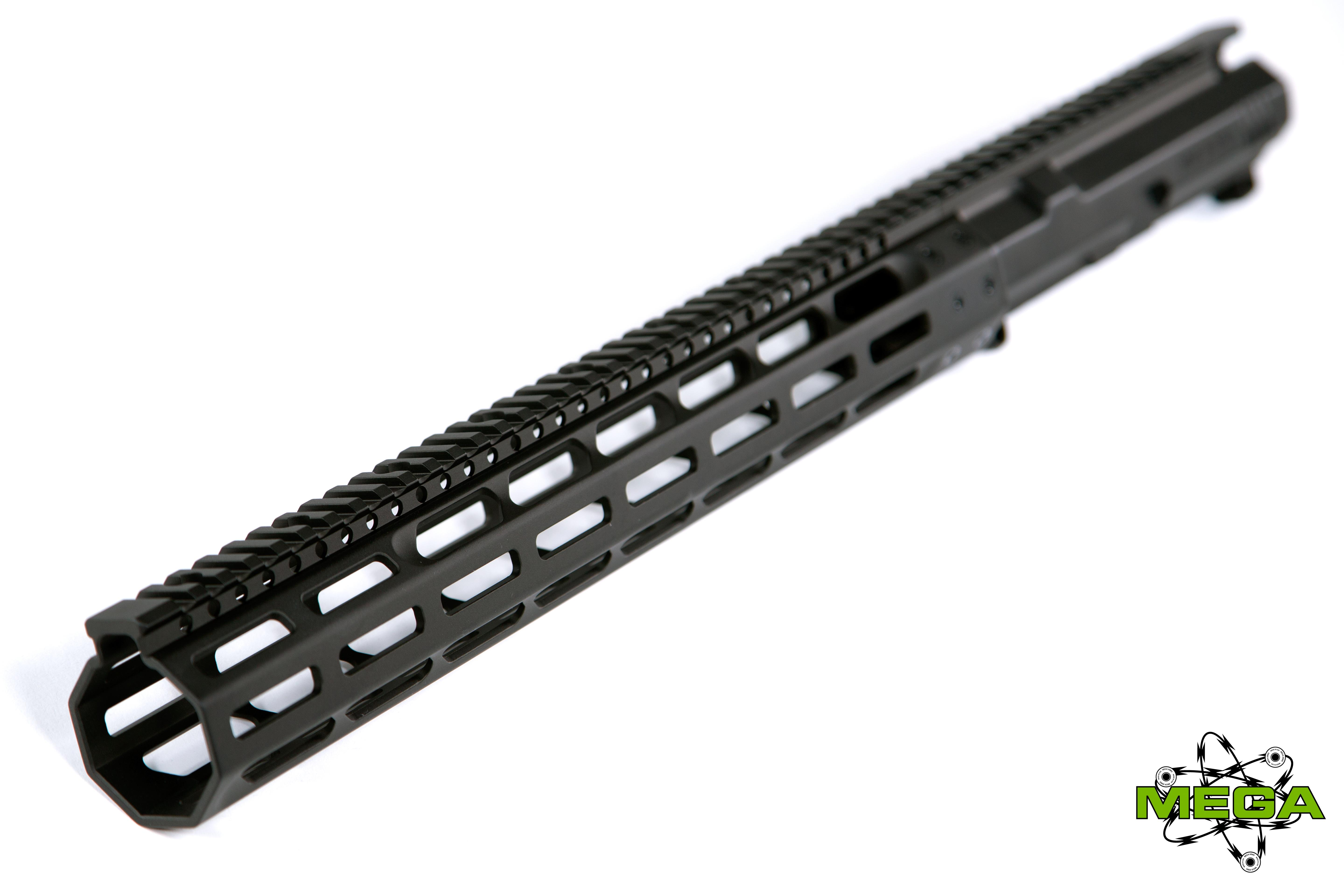 Mega Arms AR15 M-LOK Extended Rifle Length Upper  Non-Guns > Gun Parts > M16-AR15 > Upper Only