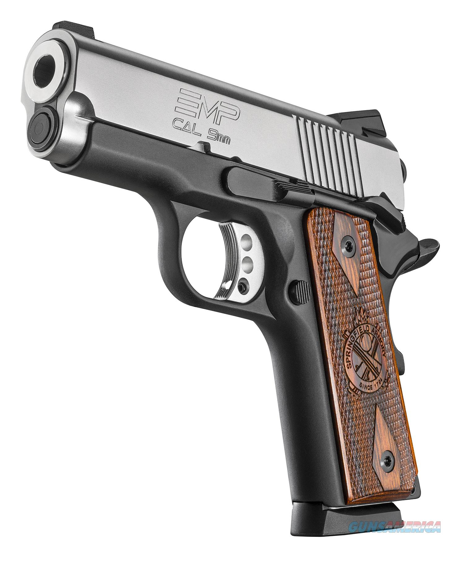 "Springfield Armory 1911 EMP 9mm 3"" 9+1 - New in Case  Guns > Pistols > Springfield Armory Pistols > 1911 Type"