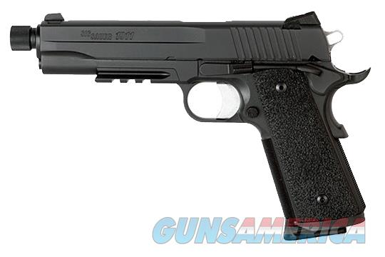 "Sig Sauer 1911 Tacops .45 ACP 5.5"" TB 8+1 - New in Box  Guns > Pistols > Sig - Sauer/Sigarms Pistols > 1911"