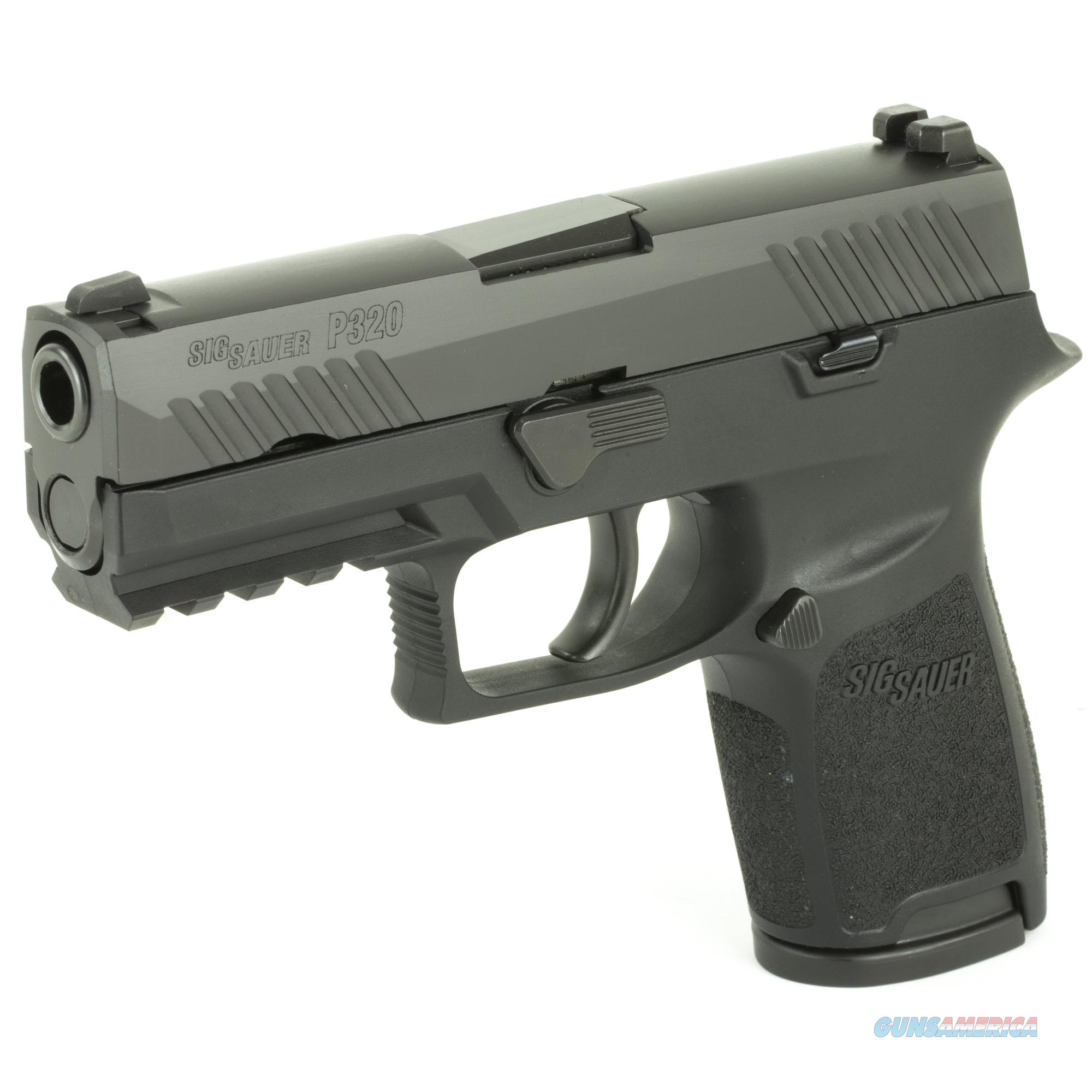 """Sig Sauer P320 Compact 9mm 3.9"""" 10+1 - New in Case!  Guns > Pistols > Sig - Sauer/Sigarms Pistols > P320"""