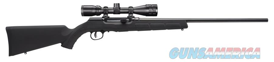 Savage A17 17 HMR Rimfire Autoloader Rifle with 3.5-10x36 Bushnell Scope  Guns > Rifles > Savage Rifles > Accutrigger Models > Sporting
