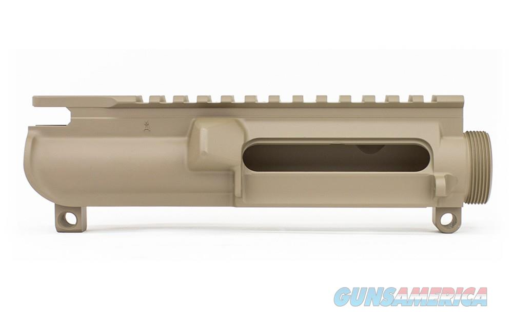 Aero Precision AR15 Stripped Upper Receiver, No Forward Assist - FDE Cerakote  Non-Guns > Gun Parts > M16-AR15 > Upper Only