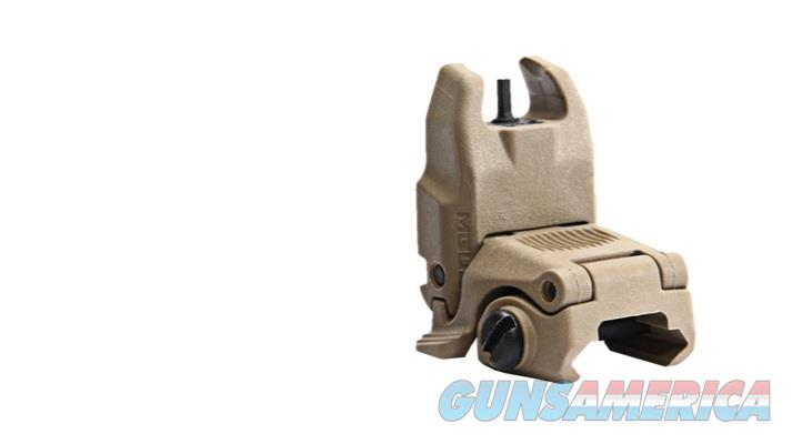 MBUS – Magpul Back-Up Sight – Front, FDE  Non-Guns > Gun Parts > M16-AR15 > Upper Only