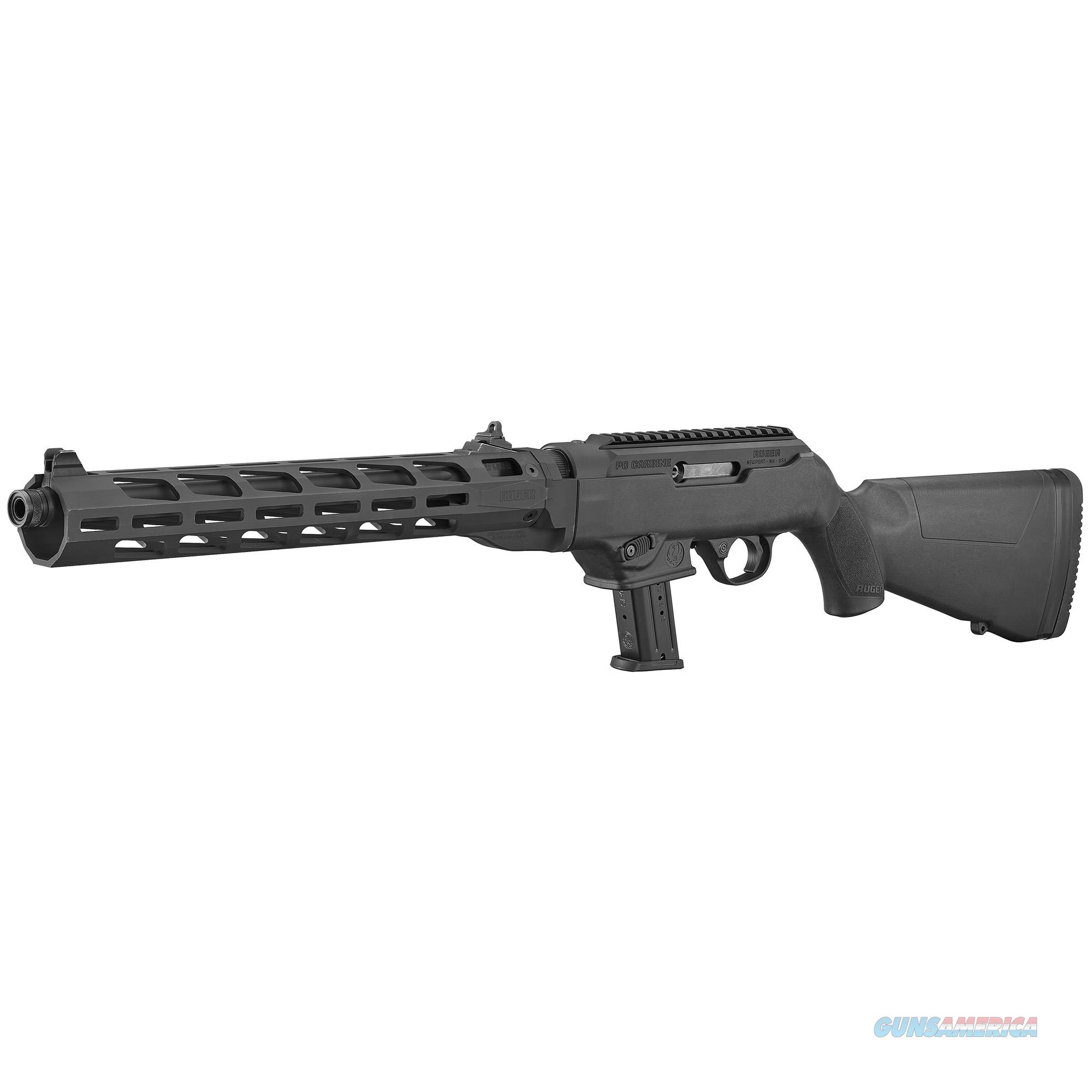 "Ruger PC Carbine 9mm 16.12"" 17+1 Takedown - New in Box!  Guns > Rifles > Ruger Rifles > PC Carbine"