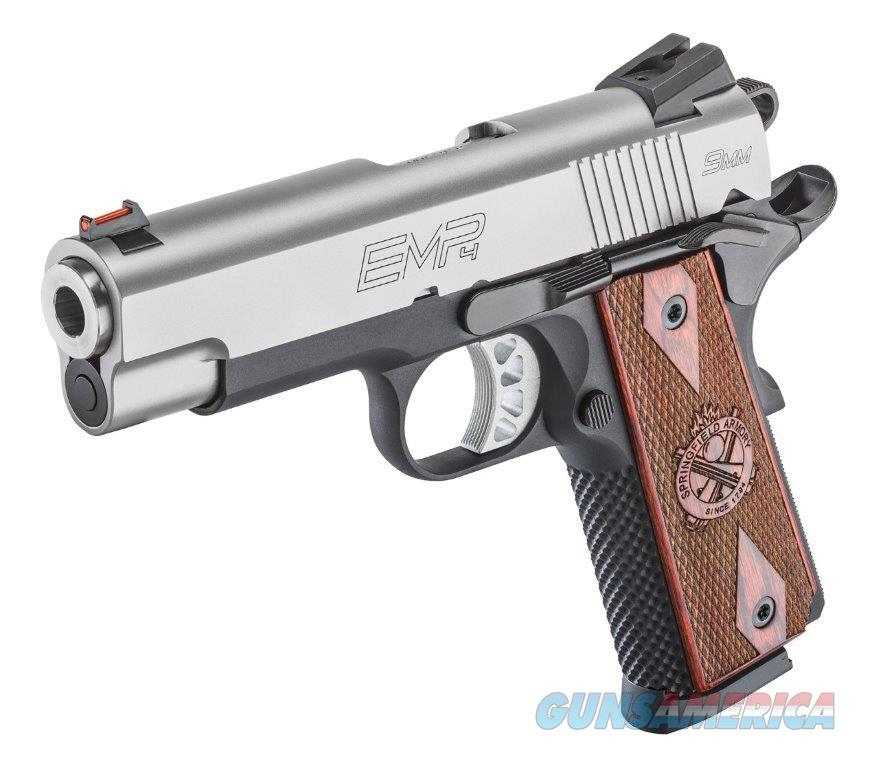 "Springfield 1911 EMP Champion .40 S&W 4"" 9+1 - New in Case  Guns > Pistols > Springfield Armory Pistols > 1911 Type"