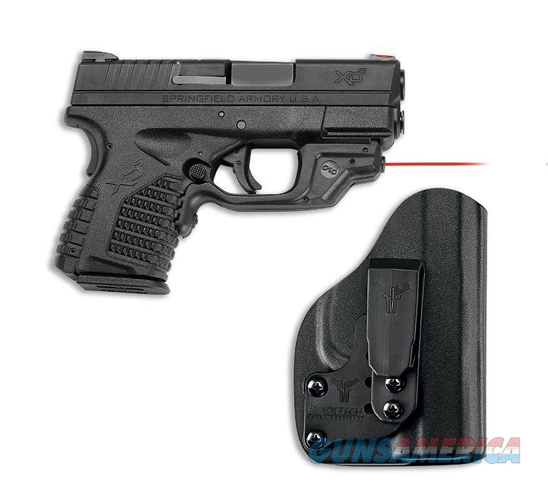 Crimson Trace Laserguard Springfield XD-S Red Laser w/Blade-Tech Holster  Non-Guns > Scopes/Mounts/Rings & Optics > Non-Scope Optics > Other