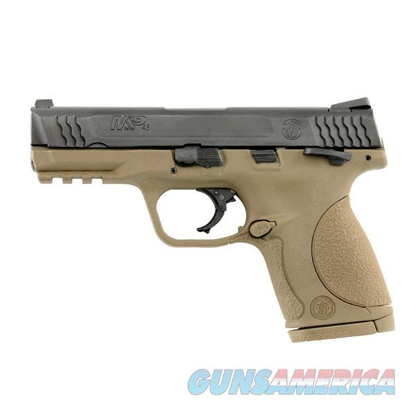 Smith & Wesson M&P 45C – Flat Dark Earth  Guns > Pistols > Smith & Wesson Pistols - Autos > Polymer Frame