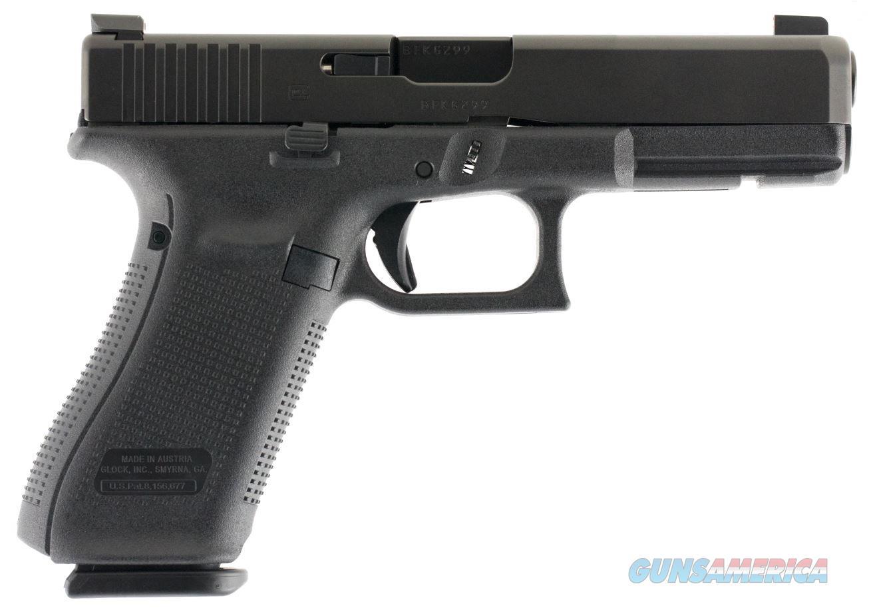"""Glock G17 Gen5 9mm 4.49"""" 17+1 Night Sights - New in Case  Guns > Pistols > Glock Pistols > 17"""