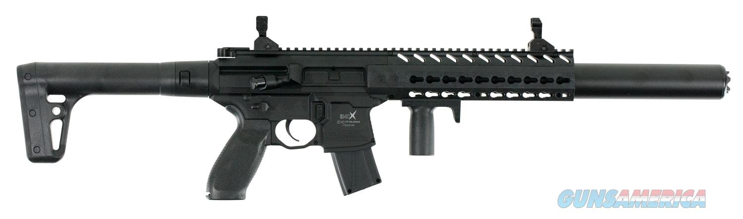 Sig Sauer MCX Air Rifle Semi-Automatic .177 Pellet    Non-Guns > Air Rifles - Pistols > CO2 Rifle